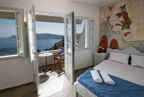 Airbnb Greece Santorini