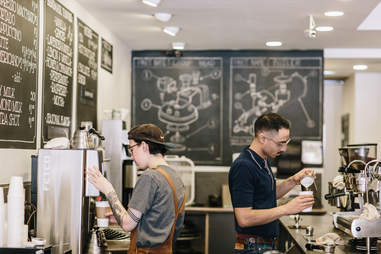 Commonplace Coffee in Pittsburgh
