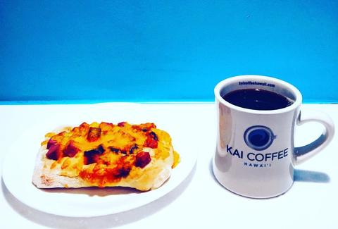Kai Coffee in Honolulu