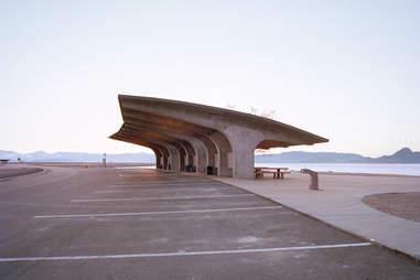 Bonneville, Utah Rest Stop