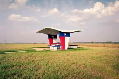 Flower Mound, Texas Rest Stop