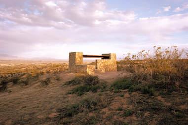 Las Cruces, NM Rest Stop