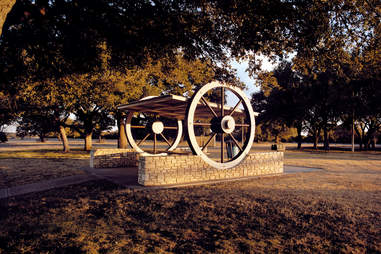 Sonora, Texas Rest Stop