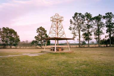 Winona, Texas Rest Stop