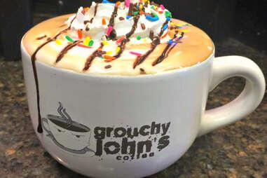 Grouchy John's Coffee Las Vegas