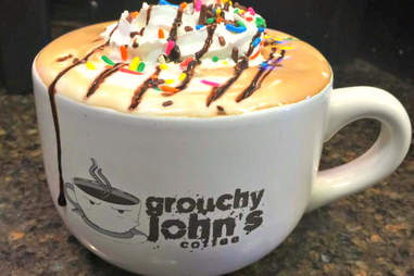 Grouchy John's Coffee Las Vegas