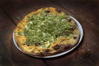Pizzeria Bianco Pizza
