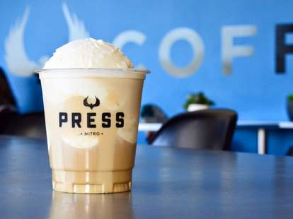 Press Coffee in Arizona