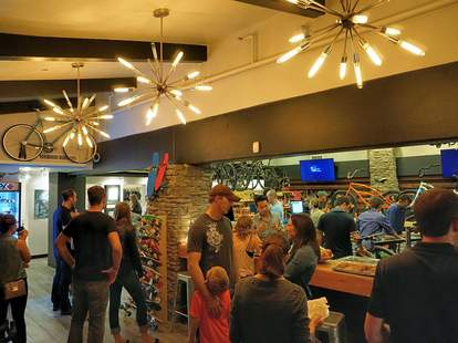 Velo Cafe in Arizona
