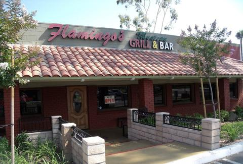 Flamingos Grill in Laguna Hills