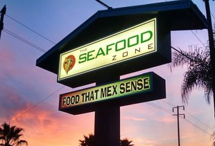 The Seafood Zone
