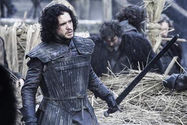 Kit Harinton as Jon Snow
