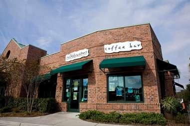 Muddy Waters Coffee Bar in Charleston