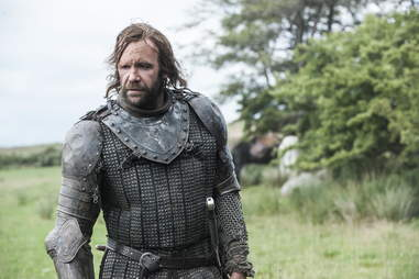 the hound sandor clegane rory mccann game of thrones