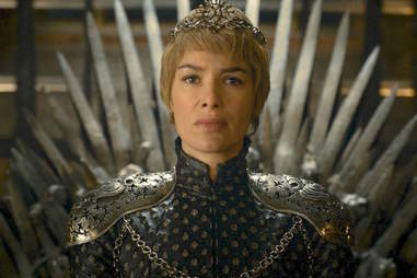 cersei in the game of thrones season 6 finale