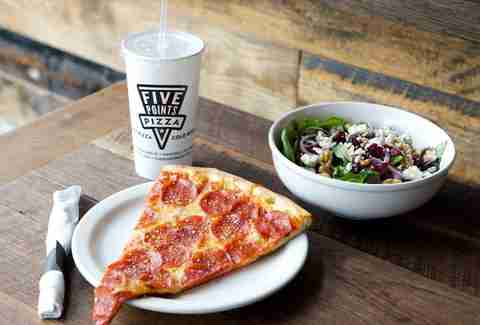 Nashvilles Best Cheap Eats Five Points Pizza