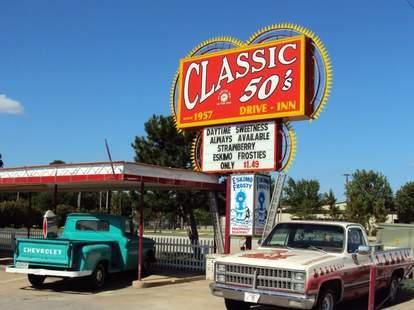 Classic 50's Drive In