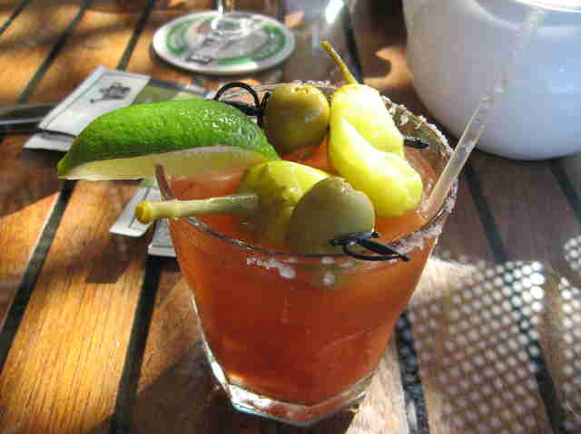 Bloody Mary Atlanta