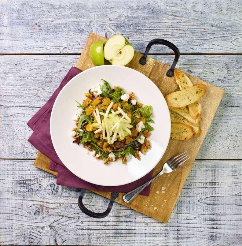 Roasted Beet & Quinoa Salad