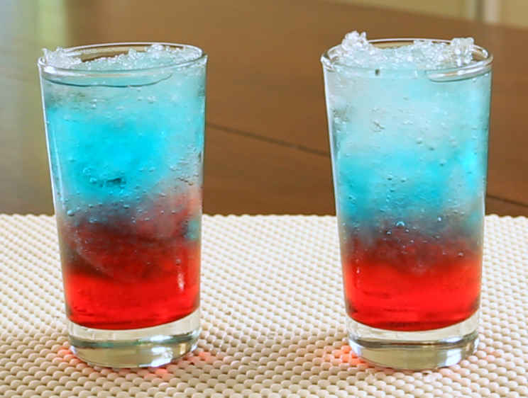 Uv Blue Vodka Mixed Drink Recipes Dandk Organizer