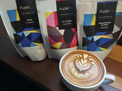 Coffee at PublicUS