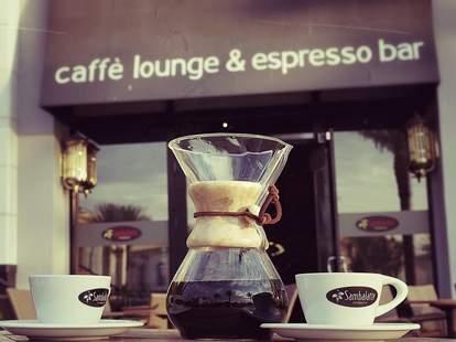 Coffee at Sambalatte