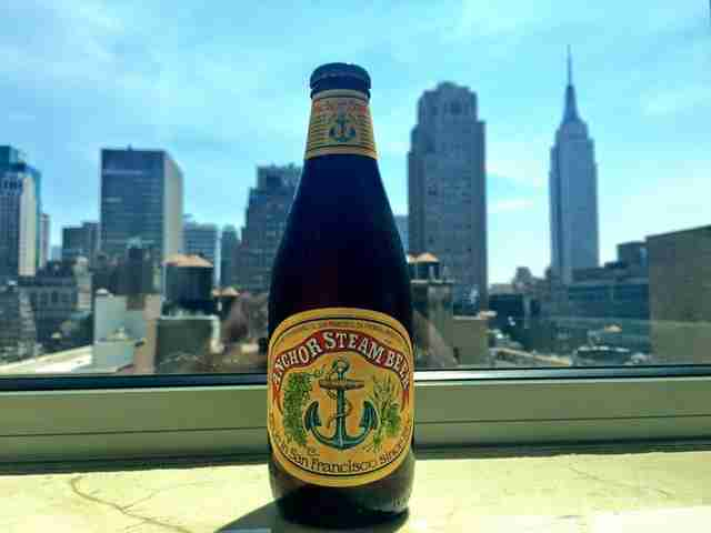 Anchor Brewing Co. Anchor Steam