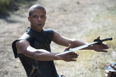 Grey Worm in Game of Thrones