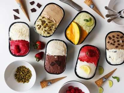 Amorino gelato