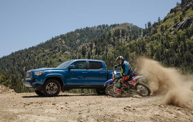 The Toyota Tacoma's 21st Birthday Party was Better than Yours