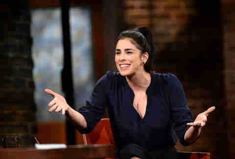 sarah silverman bravo inside the actors studio