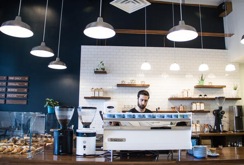 Best Coffee Shops In Seattle Thrillist