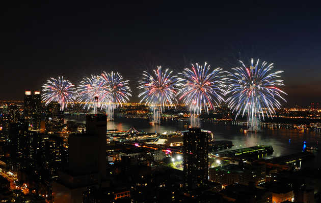Where to Watch Tonight's 4th of July Fireworks in NYC