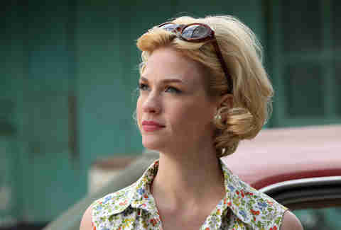 january jones betty draper mad men