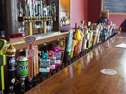 the republic beer taps