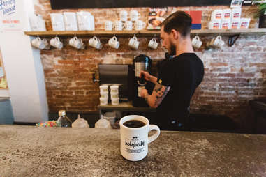Holybelly Coffee Paris