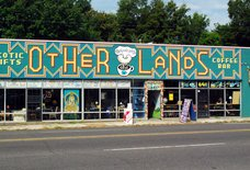 Otherlands Coffee Bar & Exotic Gifts