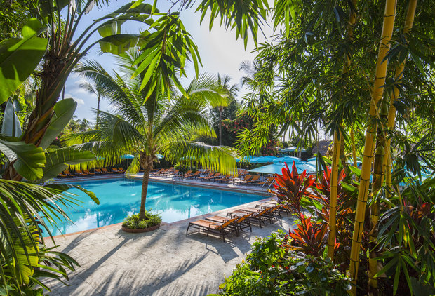 How to Sneak Into 13 Miami Pools