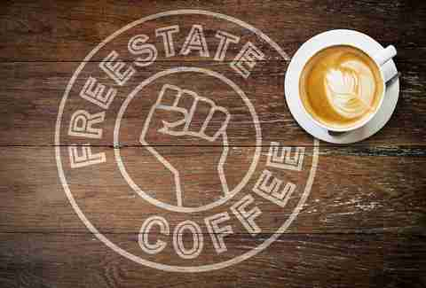 Freestate Coffee in London