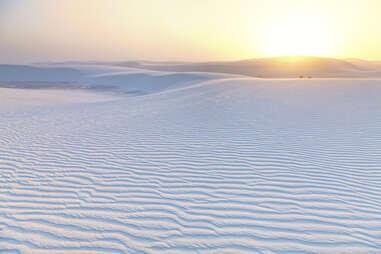 White Sands Naitonal Park
