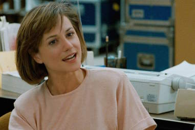 holly hunter in broadcast news