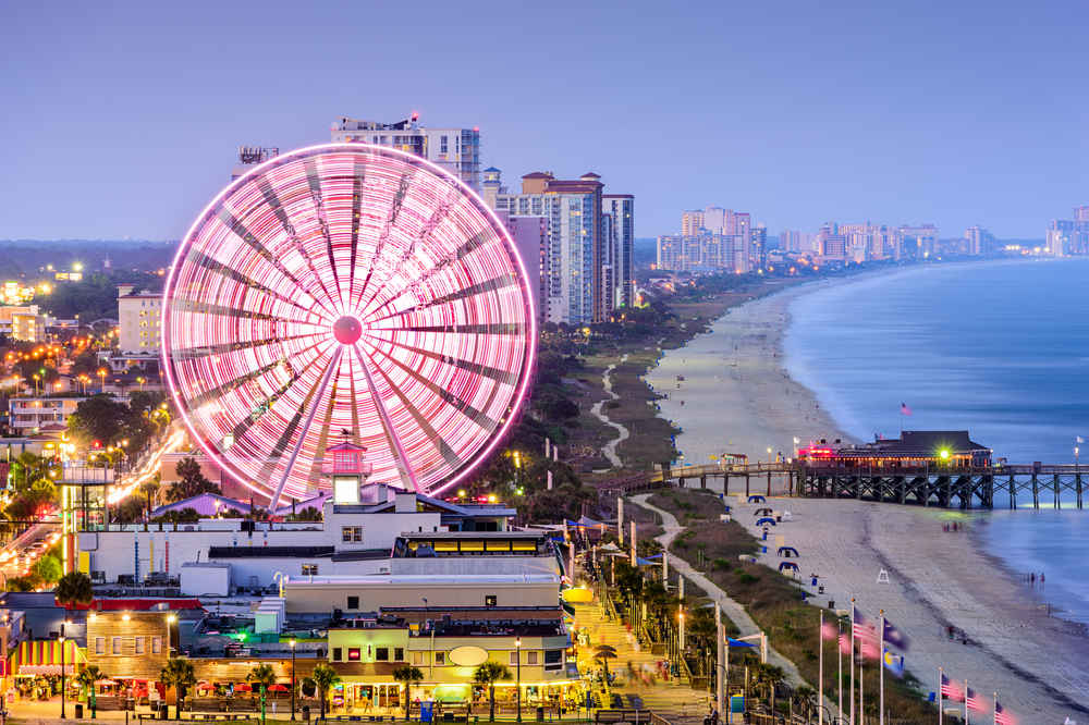 Best Beaches In The USA: Top Beach Towns In America For Vacations    Thrillist