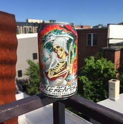 Space Reaper Beer