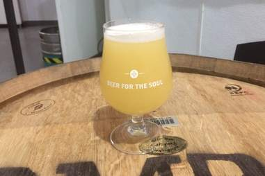 beer from Right Proper Brewing