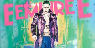 jared leto suicide squad the joker shirtless