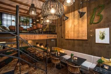 Restaurant Blue Amsterdam