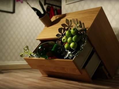 IKEA recall address tip over furniture problem
