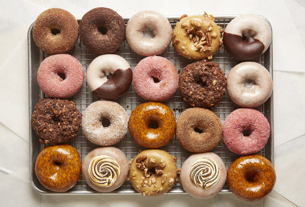 We Ranked Federal Donuts\' 9 Permanent Flavors So You Didn\'t Have To