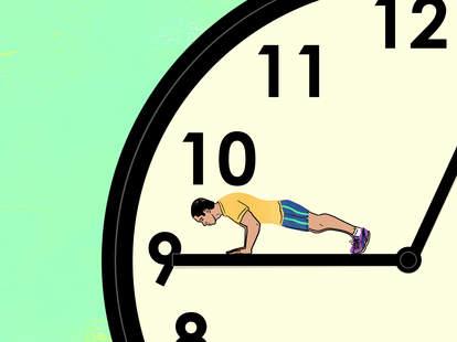 workout illustration