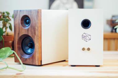salvage audio speakers